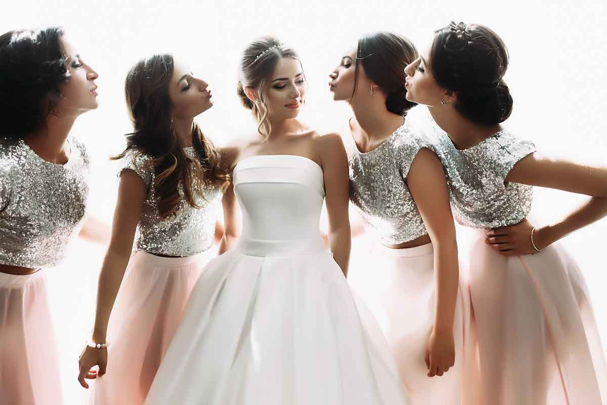 damas-honor-bodas